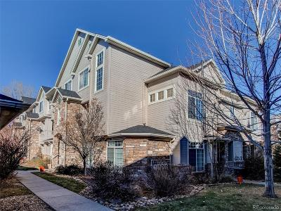 Arapahoe County Condo/Townhouse Active: 9448 East Florida Avenue #2082