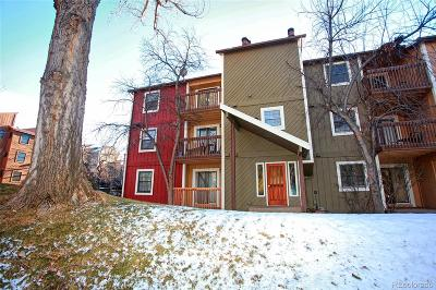 Boulder CO Condo/Townhouse Under Contract: $420,000