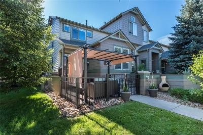Longmont Single Family Home Active: 3798 Oakwood Drive