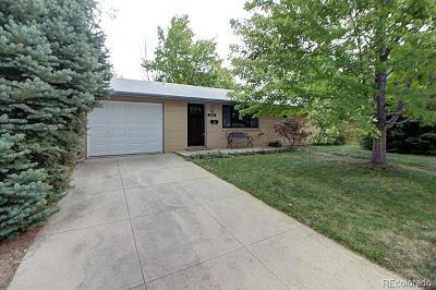 Longmont Single Family Home Active: 1120 Sherman Street