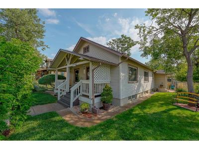 Denver Single Family Home Under Contract: 4824 Julian Street