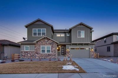 Arvada Single Family Home Active: 8850 Flagstaff Street