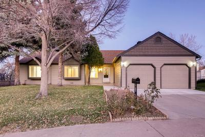 Single Family Home Active: 4825 East Costilla Place