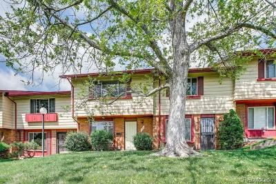 Lakewood Condo/Townhouse Active: 468 South Carr Street