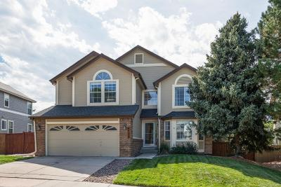 Castle Rock CO Single Family Home Active: $485,000