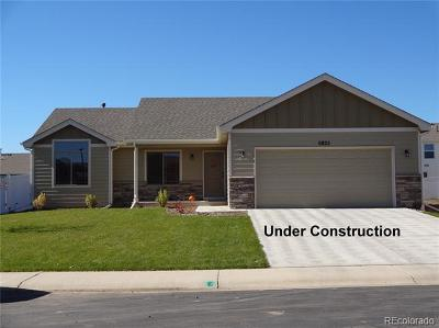 Eaton Single Family Home Under Contract: 1332 Cimarron Circle
