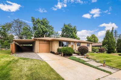Englewood Single Family Home Active: 3203 West Saratoga Avenue