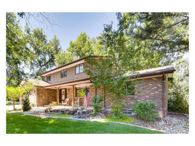 Golden Single Family Home Under Contract: 3049 Indiana Street