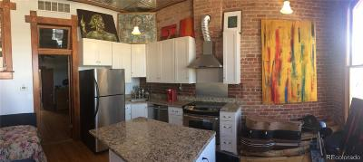 Salida Condo/Townhouse Under Contract: 105 F Street #Upper