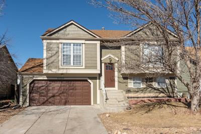 Aurora Single Family Home Active: 19929 East Brown Place