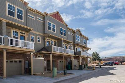 Broomfield Condo/Townhouse Under Contract: 12878 King Street