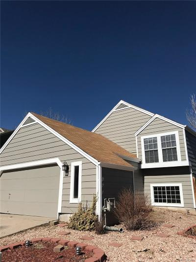 Littleton Single Family Home Active: 9727 West Elmhurst Place