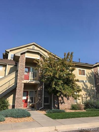 Denver Condo/Townhouse Active: 5800 Tower Road #1112