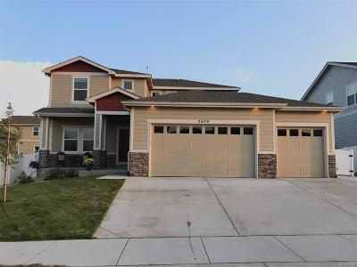 Frederick Single Family Home Active: 5474 Pinelands Drive
