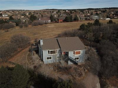 Colorado Springs Single Family Home Active: 120 Pauma Valley Drive