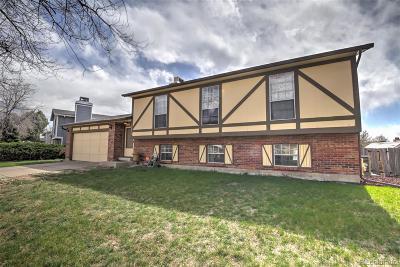 Aurora Single Family Home Active: 19516 East Iowa Circle