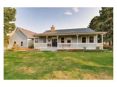 Elizabeth CO Single Family Home Active: $584,900