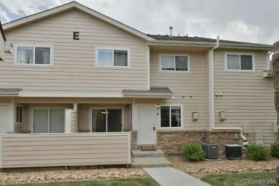 Longmont Condo/Townhouse Active: 1601 Great Western Drive #E2