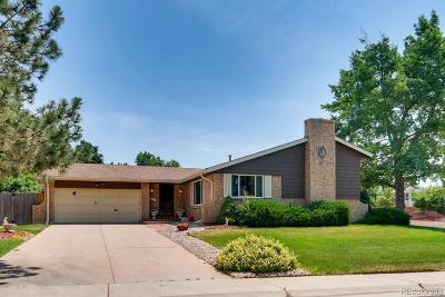 Centennial Single Family Home Under Contract: 5903 South Birch Way