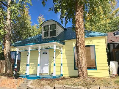 Leadville Single Family Home Active: 516 East 7th Street