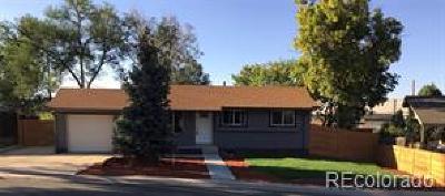 Denver Single Family Home Active: 8221 Pennsylvania Way