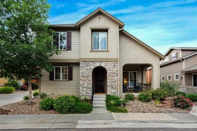 Highlands Ranch Single Family Home Active: 4005 Blue Pine Circle