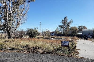 Arapahoe County Residential Lots & Land Under Contract: 284 East 3rd Place