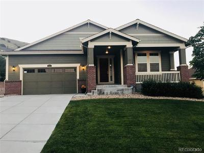 Castle Rock Single Family Home Active: 3744 Eveningglow Way