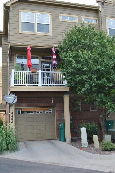 Broomfield Condo/Townhouse Active: 12853 King Street