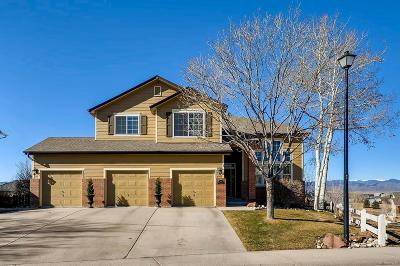Highlands Ranch Single Family Home Under Contract: 465 Winterthur Way