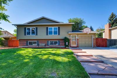 Morrison Single Family Home Under Contract: 11932 West Dumbarton Drive