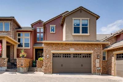 Highlands Ranch CO Single Family Home Active: $749,000