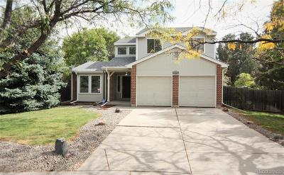 Aurora Single Family Home Active: 14968 East Wagontrail Place