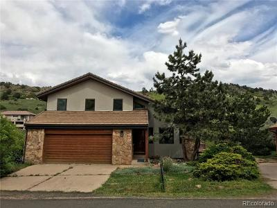 Littleton Single Family Home Active: 7044 Fox Paw Trail
