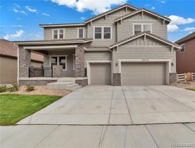 Broomfield Single Family Home Active: 16016 Swan Mountain Drive