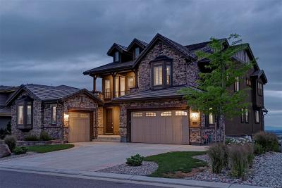 Highlands Ranch Single Family Home Under Contract: 10825 Skydance Drive