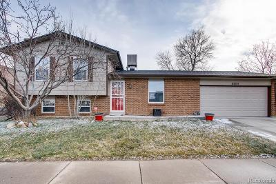 Arvada Single Family Home Active: 8854 West 75th Way