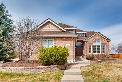 Highlands Ranch Single Family Home Under Contract: 3669 White Bay Drive