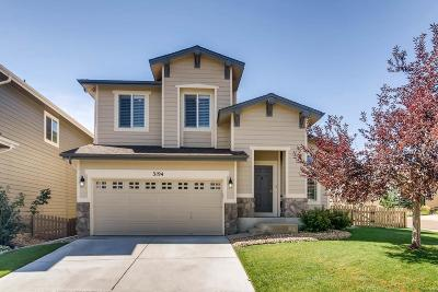Highlands Ranch Single Family Home Under Contract: 3194 Green Haven Circle