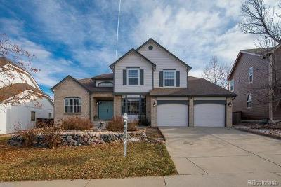 Highlands Ranch Single Family Home Under Contract: 7068 Chestnut Hill Street