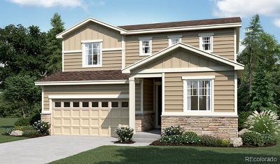 Thornton Single Family Home Active: 9620 Clermont Lane
