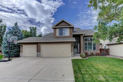 Highlands Ranch Single Family Home Under Contract: 10301 Royal Eagle Lane
