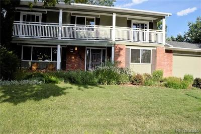 Centennial Single Family Home Active: 6940 South Harrison Street