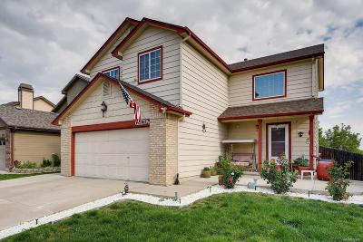 Brighton Single Family Home Under Contract: 5763 East 123rd Drive