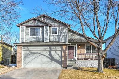 Thornton Single Family Home Active: 13122 Grape Court