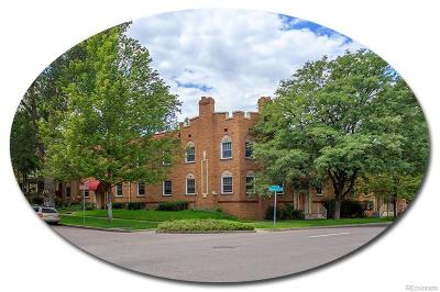Denver Multi Family Home Active: 1363 Gaylord Street
