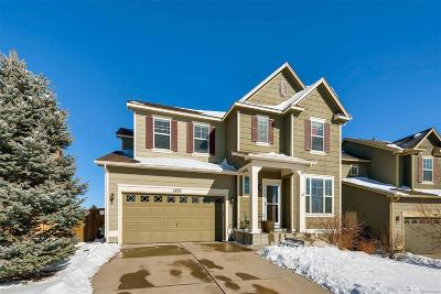 Castle Rock Single Family Home Active: 1435 Wandering Way