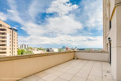 Denver Condo/Townhouse Active: 925 North Lincoln Street #7J-S