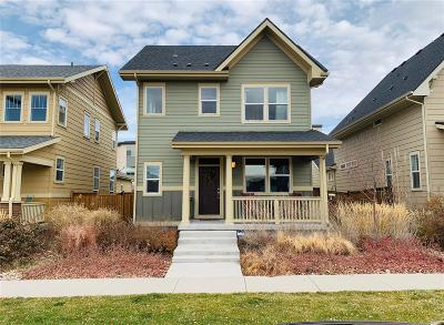 Denver Single Family Home Under Contract: 4974 Uinta Street