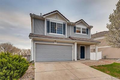Green Valley Ranch Single Family Home Under Contract: 4378 Orleans Court
